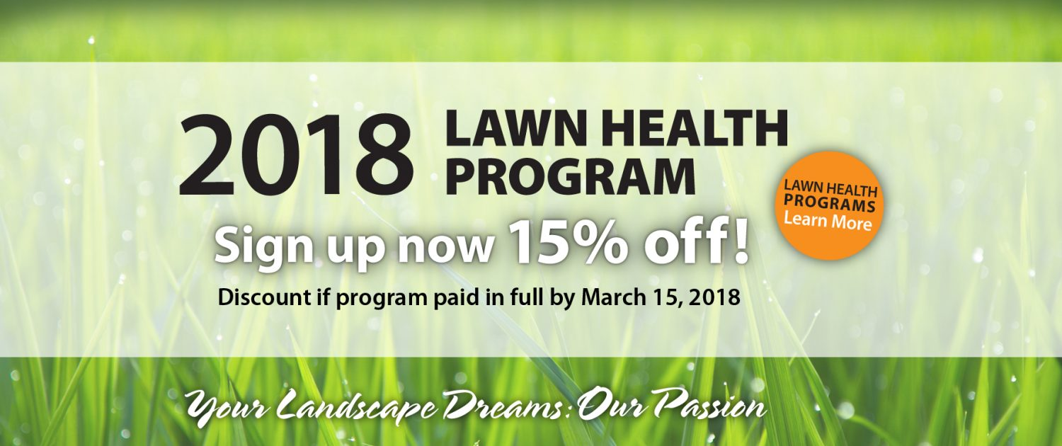 Price Landscaping Winter Offer March 15, 2018