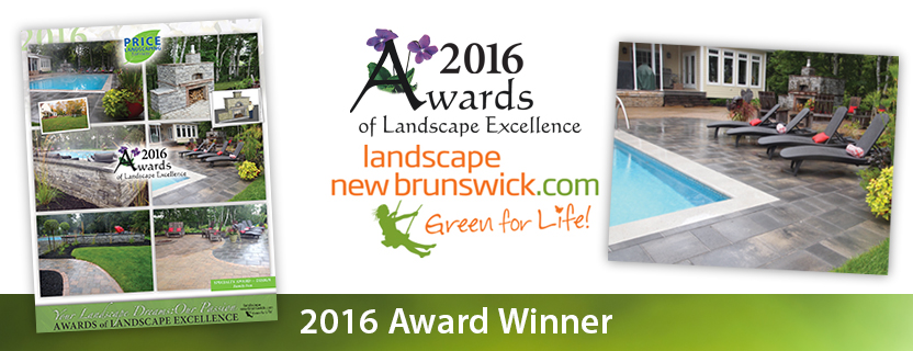 Price Landscaping-2016 Award Winner