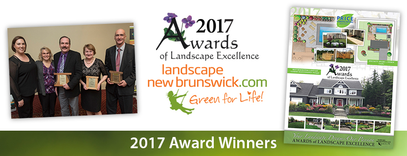 Price Landscaping-2017 Award Winner
