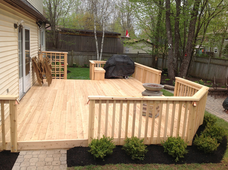 Decks & Patios - Price Landscaping Services on Landscaping And Patios id=91664