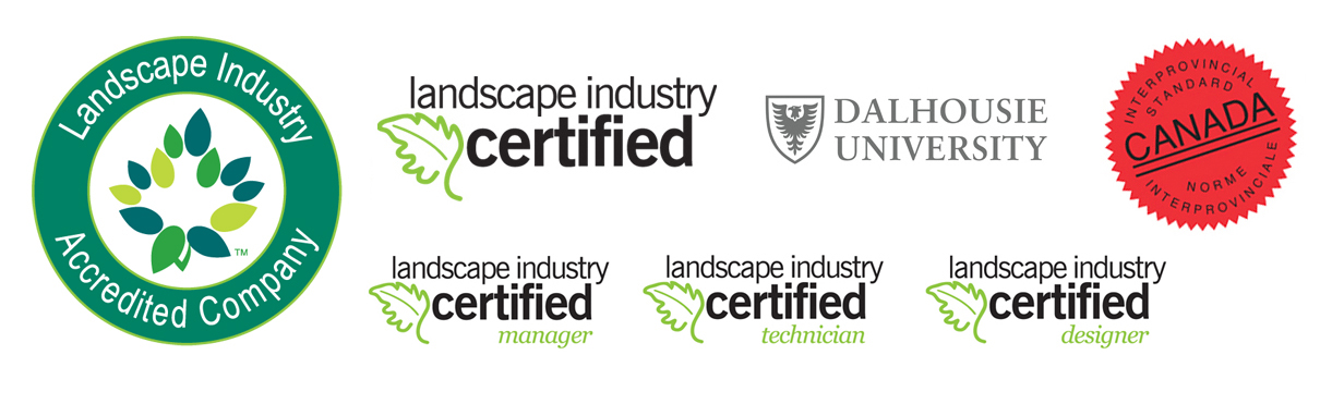 Price Landscaping Credentials