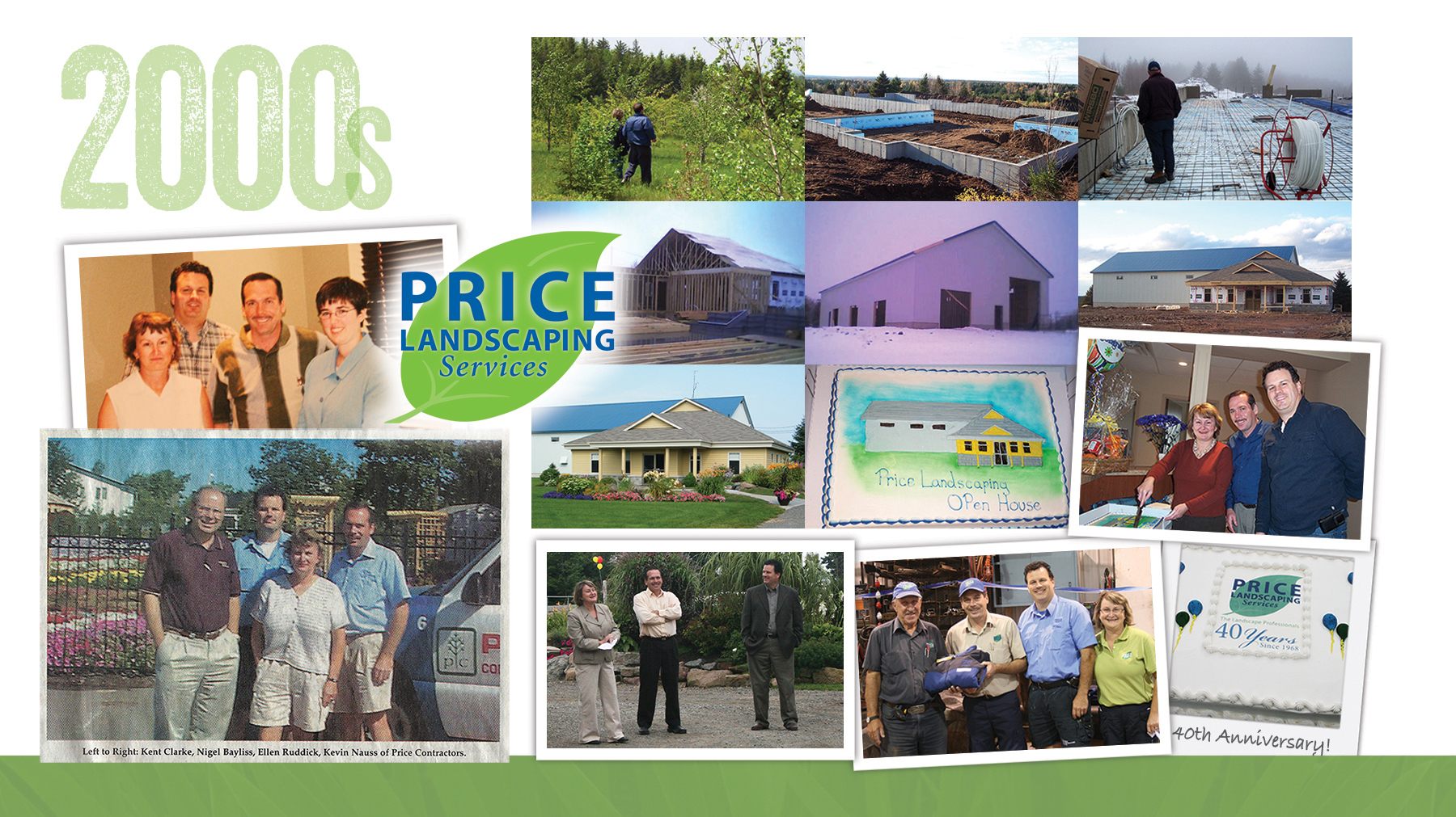 Price Landscaping 50th-Decade 2000s