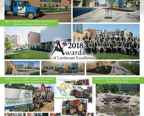 2018 Awards of Landscape Excellence
